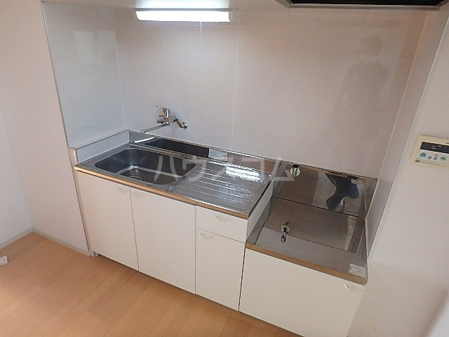 メゾン坂本 202号室のキッチン