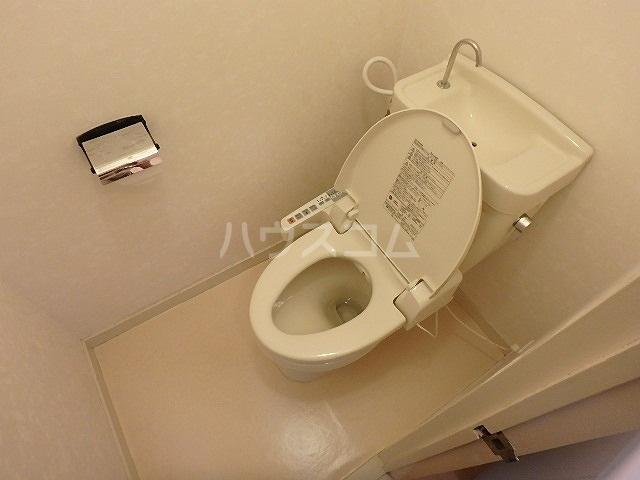 メゾン坂本 202号室のトイレ