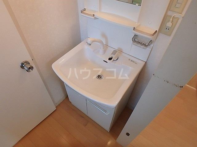 メゾン坂本 202号室の洗面所