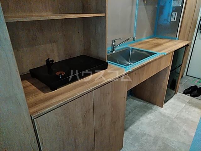 Ligere南行徳West 202号室のキッチン