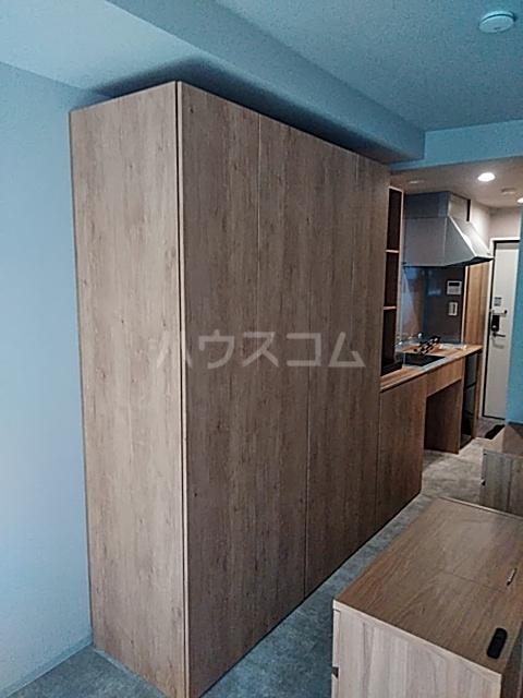 Ligere南行徳West 202号室の収納