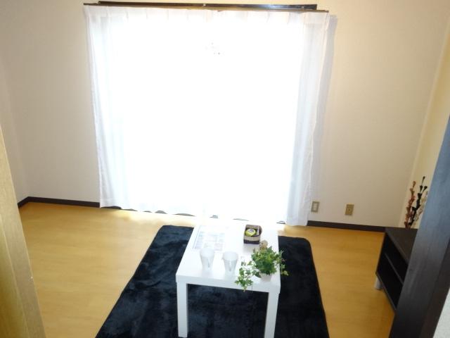 スイートム塚原 101号室のキッチン