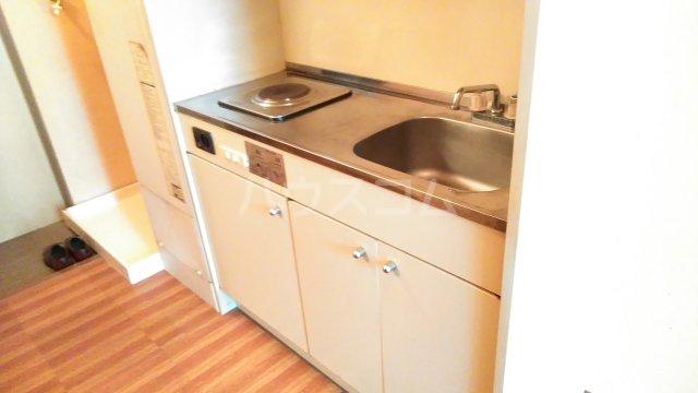 エステートピア小倉 207号室のキッチン