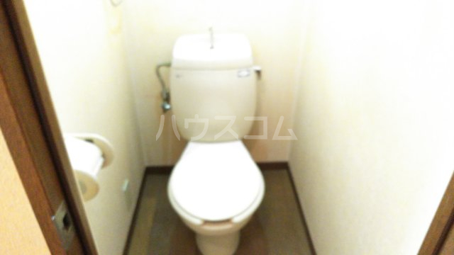 エステートピア小倉 207号室のトイレ