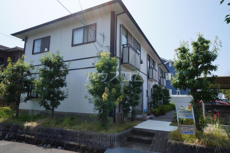 エスポワール上野東の外観