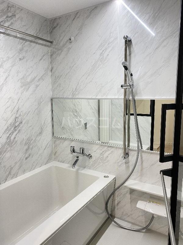 ラヴィシェール小禄駅前 703号室の風呂