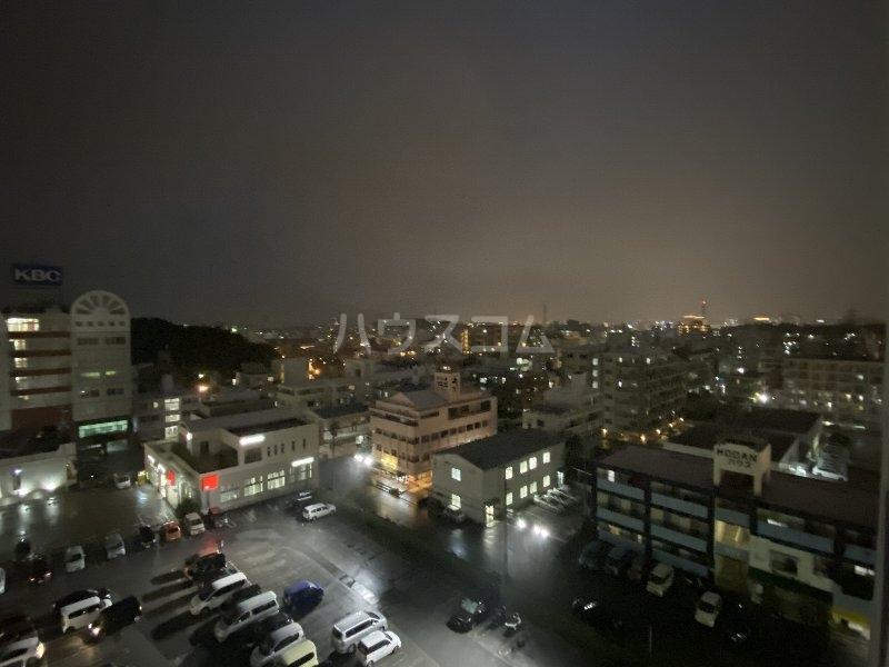 ラヴィシェール小禄駅前 703号室の景色