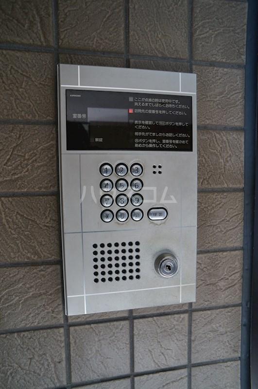 スペースG住吉 211号室のセキュリティ