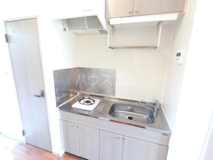 セジュール田中 102号室のキッチン