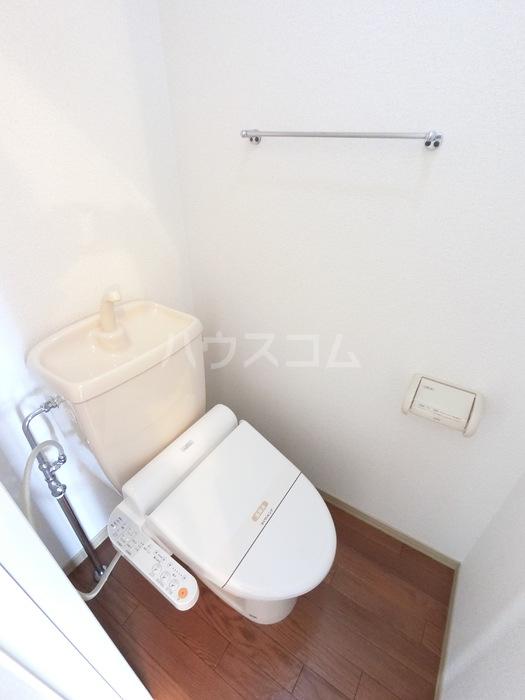 セジュール田中 102号室のトイレ