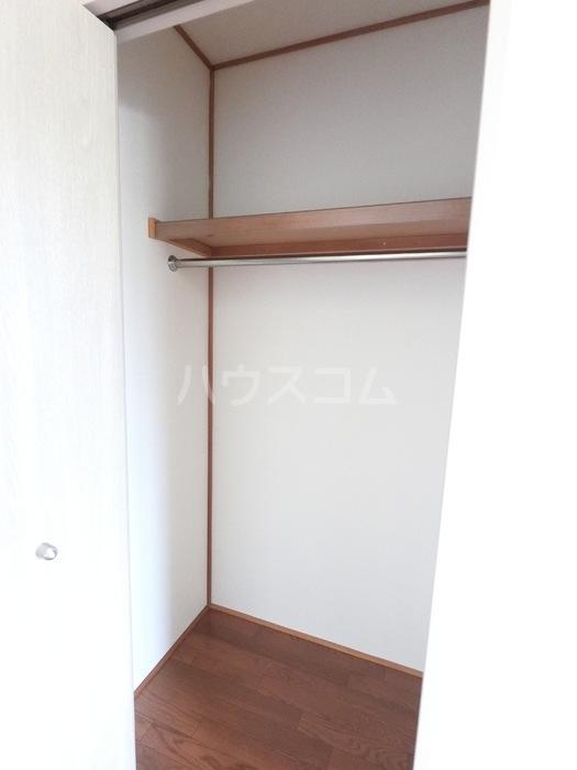セジュール田中 102号室の収納