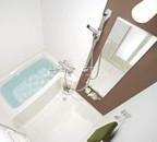 クレイノイセラー 101号室の風呂