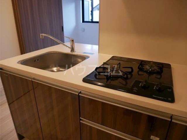 ステージファースト経堂アジールコート 207号室のキッチン