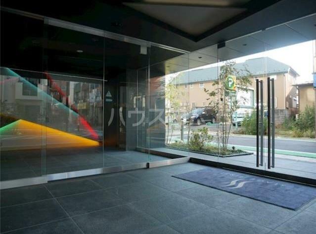 ステージファースト経堂アジールコート 306号室のロビー
