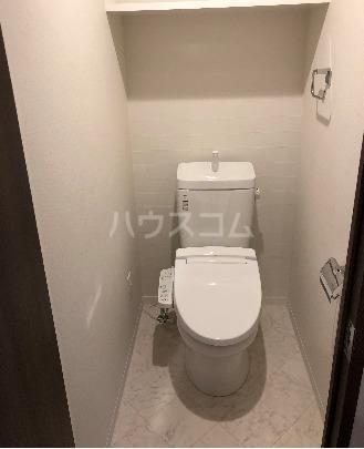 LANDIC K320 701号室のトイレ