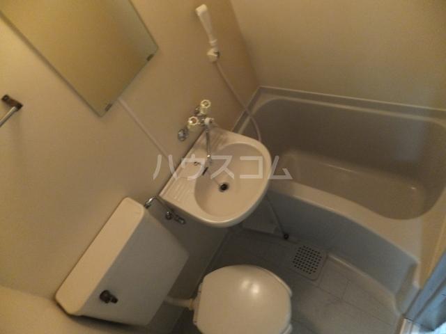 メモリアルプラザ 206号室の風呂