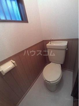 ニューハイム 101号室のトイレ