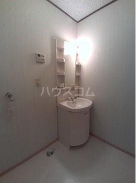 ニューハイム 101号室の洗面所