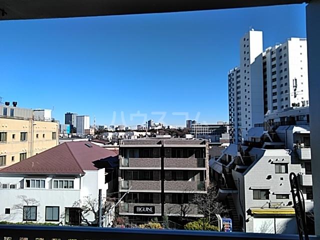アクティ目黒駅前 1号棟 506号室の景色
