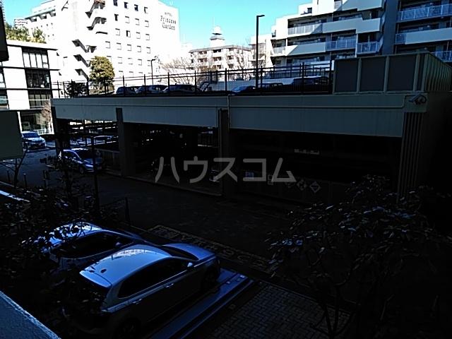 アクティ目黒駅前 1号棟 506号室の駐車場