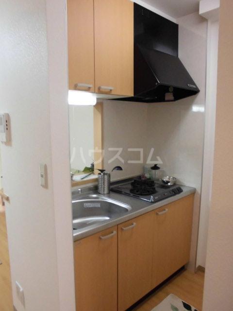 コリーナ宇多野 101号室のキッチン