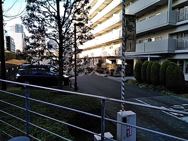 シティコート目黒 1号棟 309号室の駐車場
