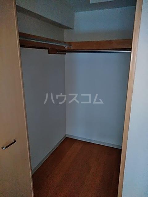 シティコート目黒 1号棟 309号室の収納