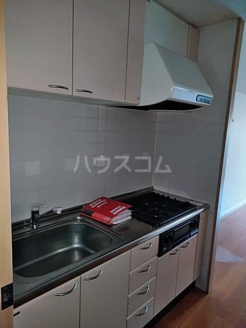 シティコート目黒 1号棟 309号室のキッチン