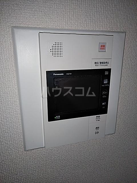 シティコート目黒 2号棟 201号室のセキュリティ
