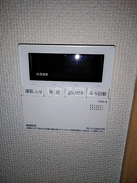 シティコート目黒 2号棟 201号室の設備