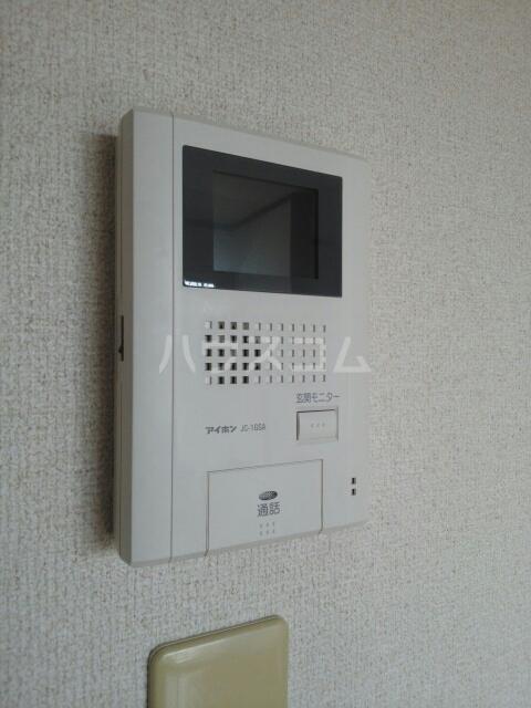 プレリーヴA 02010号室のセキュリティ