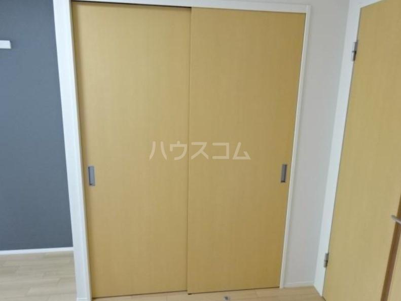 ラパンブルー 101号室のセキュリティ