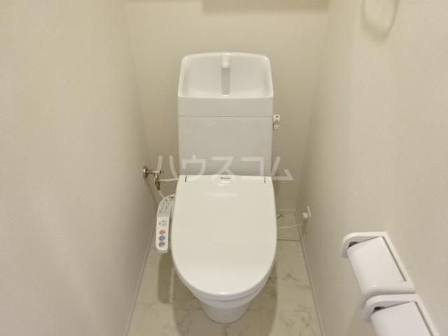 ラパンブルー 106号室のトイレ