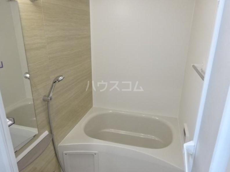 ラパンブルー 107号室の風呂