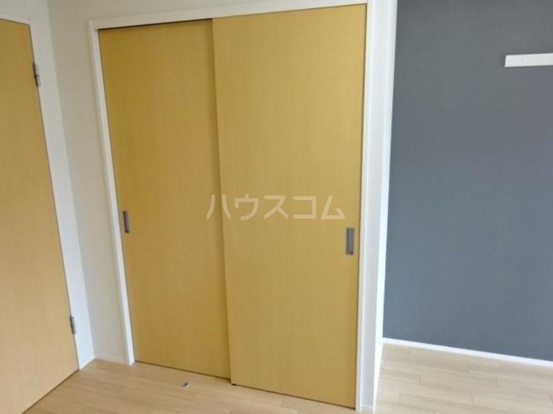 ラパンブルー 107号室のセキュリティ