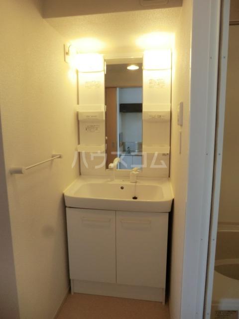 グランツみしまⅡ 03010号室の洗面所