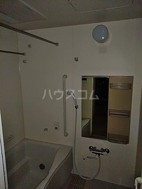 シティコート目黒 4号棟 217号室の風呂