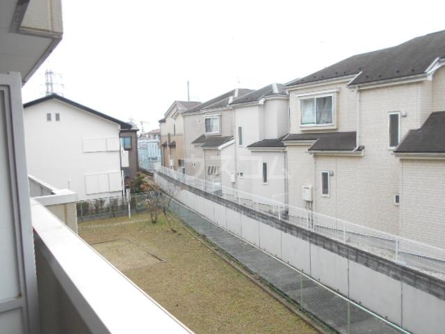 清水ハイツA 206号室の景色