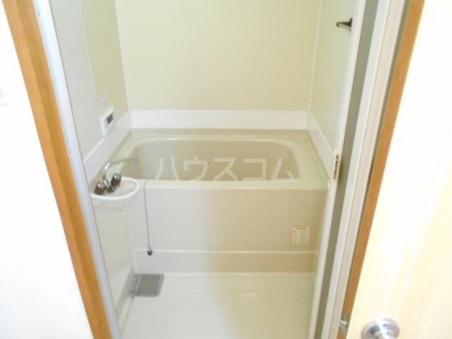 清水ハイツA 206号室の風呂