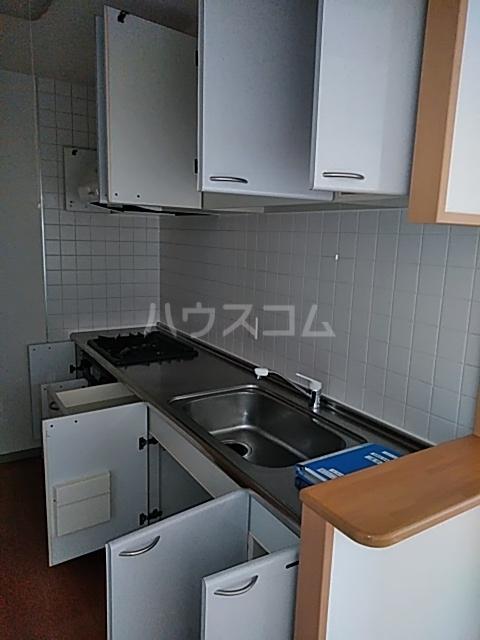 シティコート目黒 4号棟 914号室のキッチン