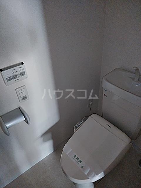 シティコート目黒 4号棟 914号室のトイレ