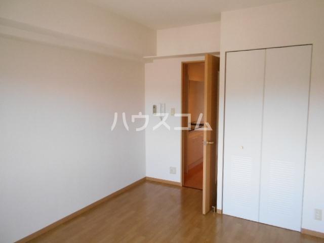 AKATSUKIⅡ 205号室のベッドルーム