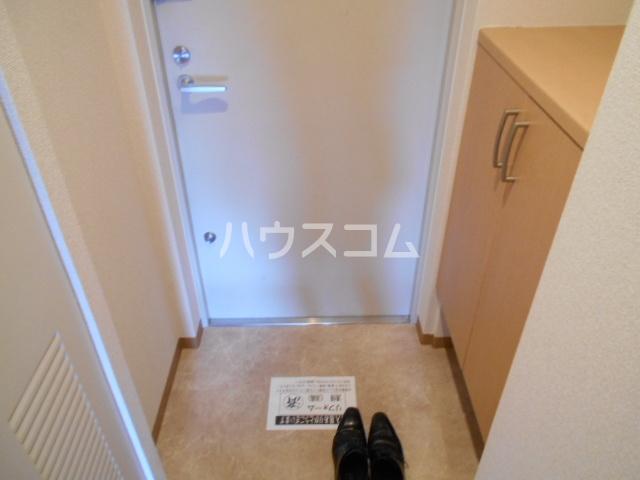 AKATSUKIⅡ 205号室の玄関