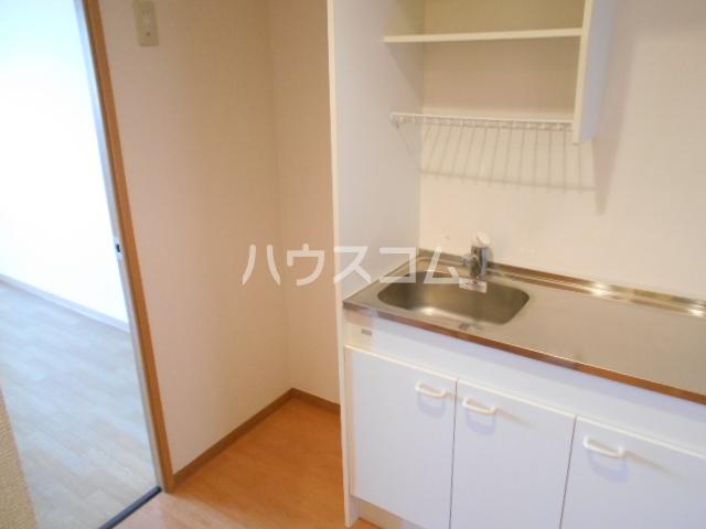 AKATSUKIⅡ 205号室のキッチン