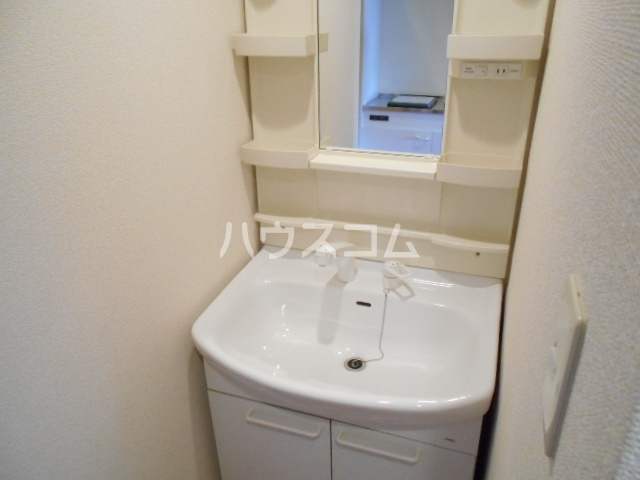 AKATSUKIⅡ 205号室の洗面所
