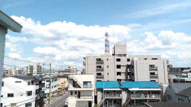 コートダルジャンⅢ 301号室の景色