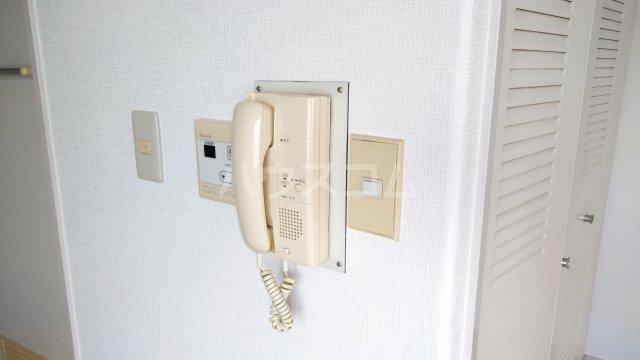 コートダルジャンⅢ 301号室のセキュリティ
