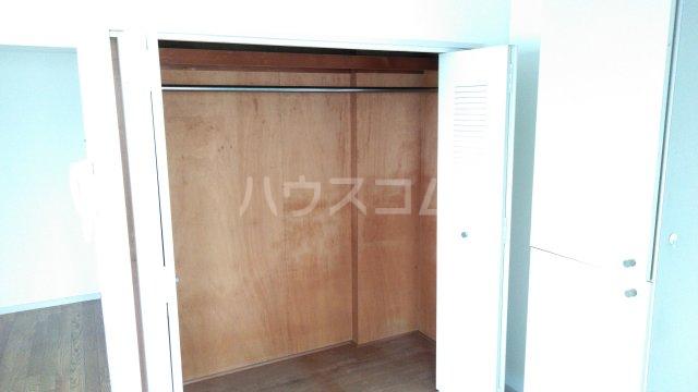 コートダルジャンⅢ 301号室の収納