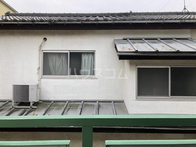 富士見荘 新館 202号室の景色