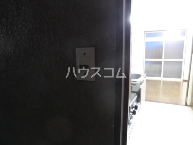 ベルポート八幡山 101号室のセキュリティ